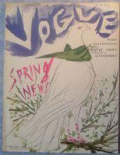 Vogue Magazine - 1949 - April